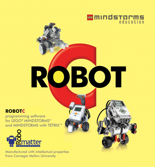 (Single License)ROBOTC 4.x for<br>LEGO® MINDSTORMS®